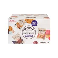 View more details about Border Biscuits Single Packs, Pack of 150 - A08071