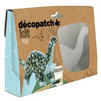 View more details about Decopatch Dinosaur Mini Kits, Pack of 5 - KIT011O