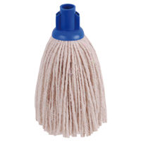 2Work 12oz PY Smooth Socket Mop, Blue (Pack of 10) – PJYB1210I
