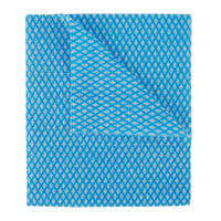 2Work Economy Cloths, Blue (Pack of 50) 420 x 350mm – CCBC42BDI