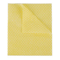 2Work Economy Cloths, Yellow (Pack of 50) 420 x 350mm – CCYC42BDI