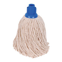 2Work Blue 14oz PY Smooth Socket Mop (Pack of 10) PJYB1410I