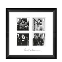 View more details about Paul McCartney Framed Miniature Sheet