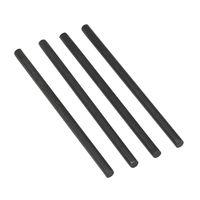 Avery Black Letter Tray Riser - Pack of 4 - AV13734