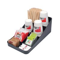 Mycafe 7 Compartment Catering Station - C904