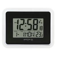 Acctim Avanti Radio Controlled Digital Desk and Wall Clock - 74467