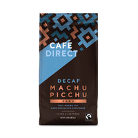 View more details about Cafe Direct Fairtrade Decaffeinated Medium Roast Ground Coffee 227g - GAL00986