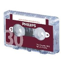 View more details about Philips Dictation Cassette 30 Minutes (Pack of 10) LFH0005/30