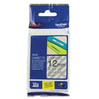 Brother TZe-131 P-Touch Label Tape Black - TZE131