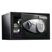View more details about Master Lock Security Safe Electronic Lock Black X055ML