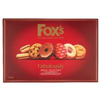 View more details about Fox's 275g Fabulously Biscuit Selection | A08091