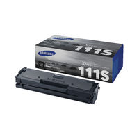 Samsung 111S Black Toner Cartridge - MLT-D111S/ELS