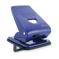 View more details about Rapesco Heavy Duty Blue 2-Hole Punch - PF800AL1