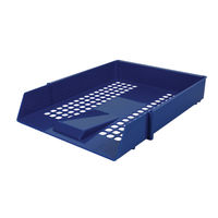 Blue Contract Letter Tray - WX10052A