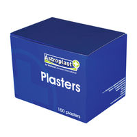 View more details about Wallace Cameron Wash Proof Plasters 70x24mm (Pack of 150) 1212052
