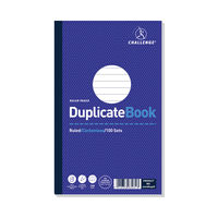 View more details about Challenge Carbonless Duplicate Ruled Book,100 Slips (Pack of 5) - E63031