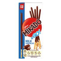 Mikado 39g Milk Sticks Biscuits, Pack of 24 - 750535