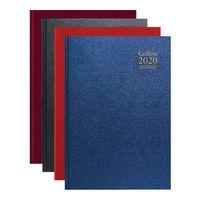 Collins Assorted A4 2020 Day Per Page Appointment Desk Diary - A44