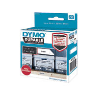 Dymo White 25 x 89mm Durable Labels - 1933081