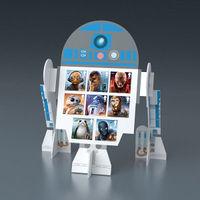 STAR WARS ™ R2-D2 Display Set - NG006