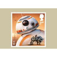 STAR WARS ™ Stamp Cards - AQ255