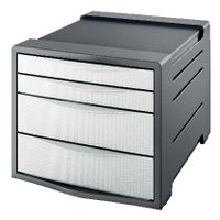 View more details about Rexel Choices White Drawer Cabinet - 2115608