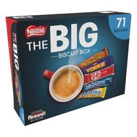 Nestle Big Biscuit Box Assorted, Pack of 70 - 12232480