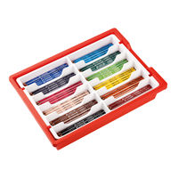 Stabilo Classpack Trio Thick Colouring Pencils, Pack of 96 - 203/96