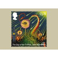View more details about Classic Science Fiction Stamp Card Pack