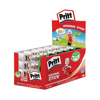 View more details about Pritt Stick 43g Original, Pack of 24 | 1479481