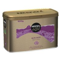 Nescafe Alta Rica Instant Coffee 500g Tin - 12284227
