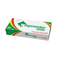 View more details about Wrapmaster 4500 Cling Film Refill 450mmx300m (Pack of 3) 31C81