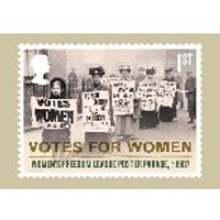 Votes for Women Stamp Cards - AQ259