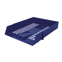 View more details about Blue Contract Letter Tray - WX10052A