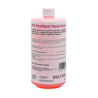 View more details about Hand Soap Pink 1 Litre (Pack of 2) KSEMAXPS1