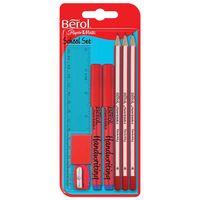 Berol School Sets, Pack of 12 - S0924570