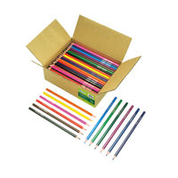 ReCreate Treesaver Recycled Colouring Pencils, Pack of 144 - TREE144COL