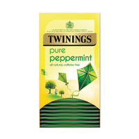 View more details about Twinings Pure Peppermint Herbal Infusion Tea Bags (Pack of 20)