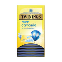 View more details about Twinings Pure Camomile Herbal Infusion Tea Bags (Pack of 20) F14379