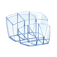 View more details about CEP Ice Blue Desktop Organiser - CEP80740
