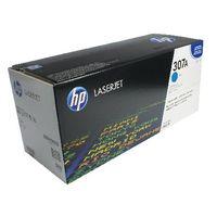 HP 307A Cyan Toner Cartridge - CE741A