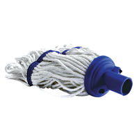 Blue 180g Hygiene Socket Mop Head - 103061
