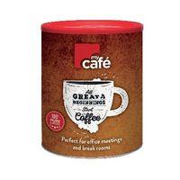 View more details about Mycafé Instant Coffee Granules 750g Tin - C226