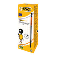 BIC Matic Assorted 0.7mm Mechanical Pencils, Pack of 12 - 820959
