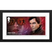 View more details about The James Bond Framed The Living Daylights Print