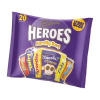 Cadburys Favourites Variety Bag, 278g - 131266