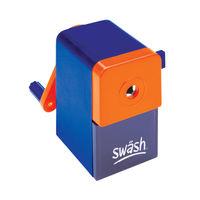 View more details about Swash 8mm Desktop Pencil Sharpener PMDS8 Pk1
