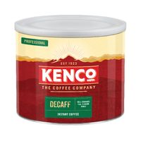 Kenco Decaffeinated Instant Coffee 500g Tin - A00605