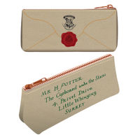Harry Potter Hogwarts Letter Pencil Case - SR72458