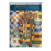 Harry Potter House Crests Bumper Stationery Set - SR723582